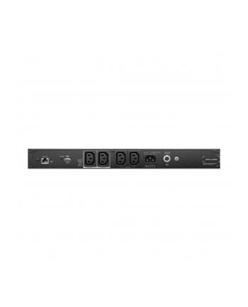 apc Smart UPS SCL500RMI1UNC  C 500VA/400W 1U zintegrowana karta        sieciowa AP9630, złącze SmartConnect, BATERIE Li-Ion