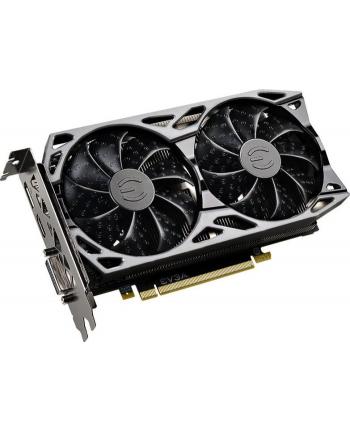 EVGA GeForce 2060 RTX KO GAMING, graphics card(1x display port, 1x HDMI, DVI-D 1x)