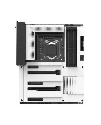 NZXT N7 Z390 Matte White - Socket 1151 - motherboard