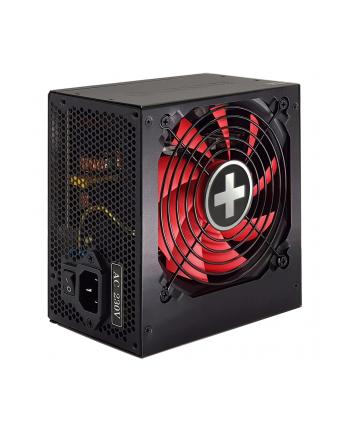 Xilence Performance A + III 450W, PC power supply(black / red, 1x PCIe)