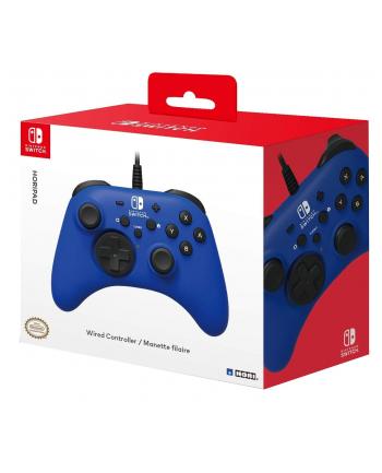 HORI Horipad, Gamepad(blue, Nintendo Switch, PC)