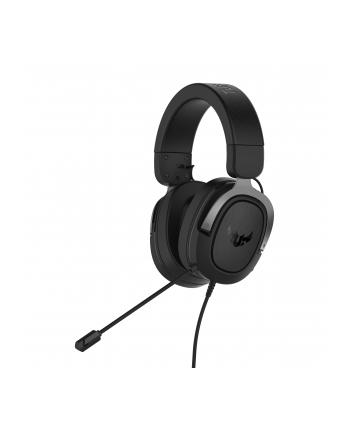 ASUS TUF H3 gaming headset(gunmetal)