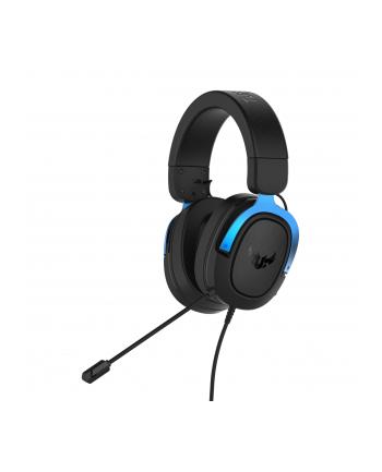 ASUS TUF H3 Gaming Headset(Blue)