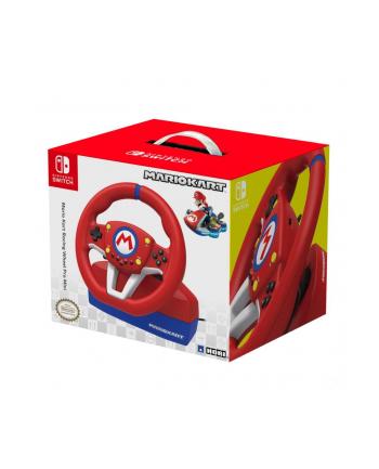 HORI Mario Kart Racing Wheel Pro Mini, steering wheel(red / blue)