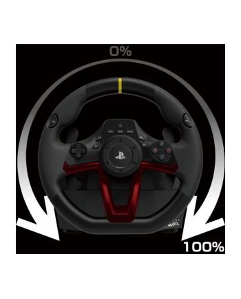 HORI RWA: Wireless Racing Wheel Apex, steering wheel(black / red, PlayStation 4, PC)
