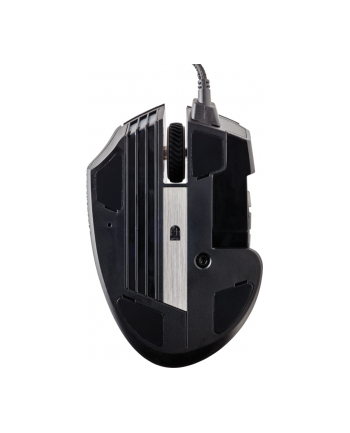 Corsair SCIMITAR RGB ELITE, Gaming Mouse(Black)