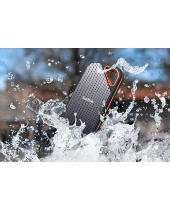 SanDisk Extreme Pro Portable SSD 2 TB Solid State Drive(Black / Orange, USB 3.2 C Gen 2)