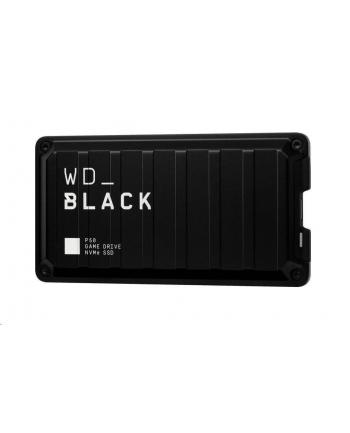 WD Black P50 Game Drive 2 TB Solid State Drive(black, USB 3.2 C (10 Gbit / s))