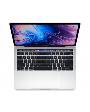 apple MacBook Pro 13 Touch Bar: 1.4GHz quad-core 8th Intel Core i5, 512GB - Silver