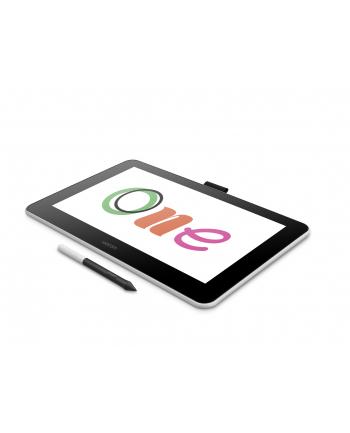 Wacom One, graphics tablet(black, incl. Pen)