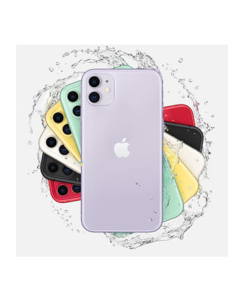 Apple iPhone 11 - 64GB - 6.1, phone (purple, iOS)