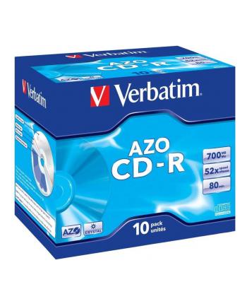 CD-R 52x 700MB 10P JC DLP Crystal   43327