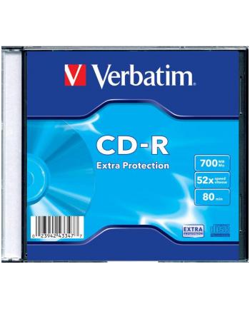 CD-R 52x 700MB 200P SL DL Ex Prot 43347