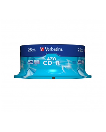 CD-R 52x 700MB 25P CB DLP Crystal 43352
