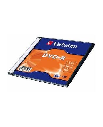 DVD-R 16x 4.7GB 100P Slim          43547