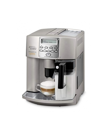 DeLonghi Magnifica Automatic Cappuccino ESAM 3500, fully automatic(silver)