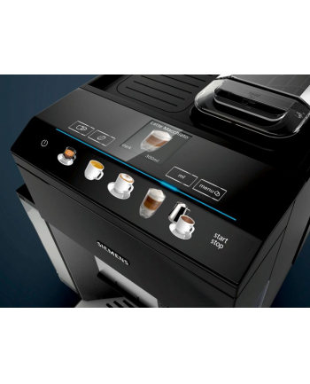 Siemens TQ507D03 EQ.500 integral, fully automatic (black / stainless steel)
