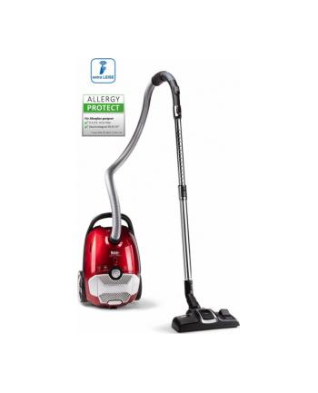 Fakir premium  TS 710 vacuum cleaner(red / black)