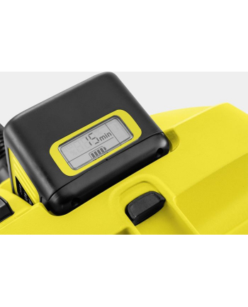kärcher Karcher wet / dry vacuum WD 3 Battery Set(yellow / black)