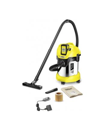 kärcher Karcher wet / dry vacuum WD3 Battery Premium Set(yellow / black)