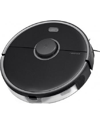 Roborock S5 Max, robotic vacuum(black, with wiper function)
