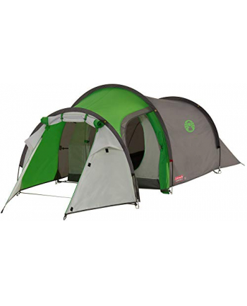 Coleman tunnel tent Cortes 2 (cobalt blue / grey, model 2020)