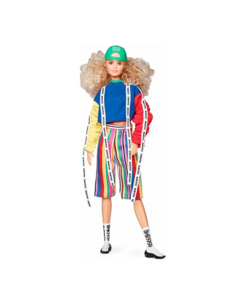 Barbie FAB BMR1959 MP with blonde curly hair - GHT92