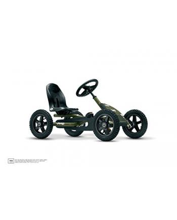 bergtoys Berg Toys Jeep Junior Pedal Go-Kart 24.21.34.01
