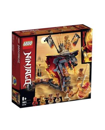 LEGO 70674 NINJAGO Ognisty kieł p3