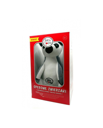 baby opera PROMO Operowy zwierzak - Lemur Kiki