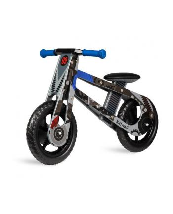 Rowerek biegowy drewniany STARK CROSS kidwell