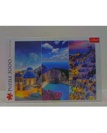 Puzzle 3000el Greckie wakacje 33073 TREFL