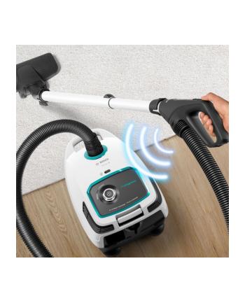 Bosch floor vacuum cleaner BGL6LHYG white series 6 - ProHygiene