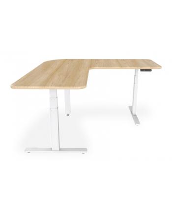 DIGITUS Stelaż pod biurko z elektryczną regulacją wysokości i długości
