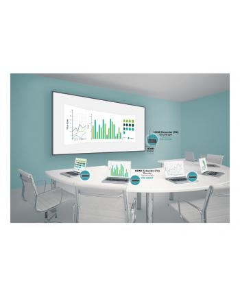 digitus Przedłużacz (Extender) HDMI bezprzewodowy 30m 1080p 60Hz FHD HDCP 1.4 audio (nadajnik)