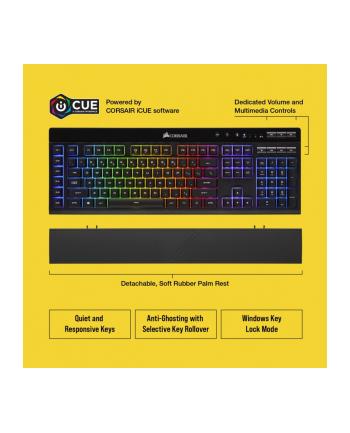 corsair Keyboard Gaming K57 Wireless RGB
