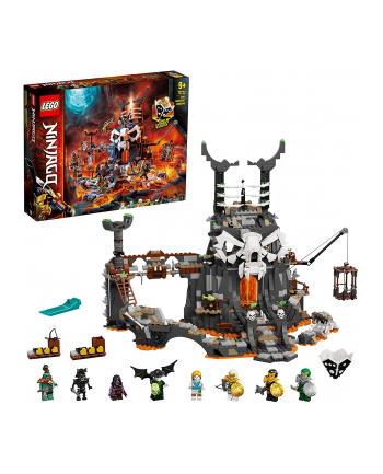 LEGO 71722 NINJAGO Lochy Szkieletowego Czarownika p3