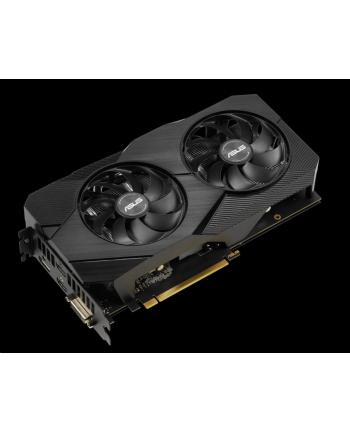 asus Karta graficzna DUAL  NVIDIA Geforce  RTX 2070 OC 8GB EV O V2 GDDR6 256BIT 2HDMI/DP/DVI