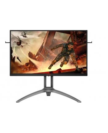 aoc Monitor AG273QX 27 VA 165 Hz HDMIx2 DPx2 USB Pivot