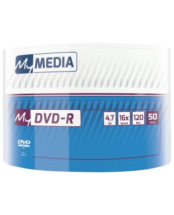 verbatim DVD-R My Media 4.7GB x16 Wrap (50 spindle)