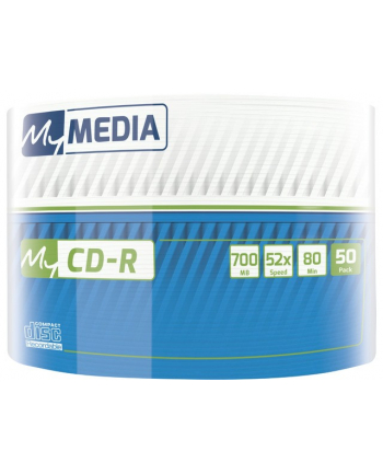 verbatim CD-R My Media 700MB Wrap (50 spindle)
