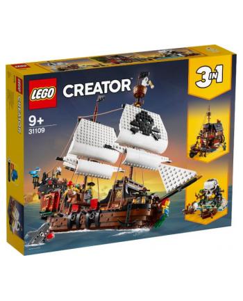 LEGO 31109 CREATOR Statek piracki p3