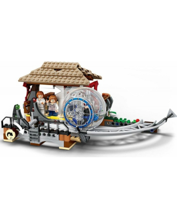 LEGO 75941 JURASSIC WORLD Indominus Rex kontra ankylozaur p3