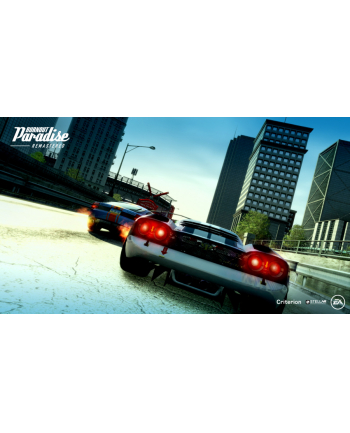 electronic arts EA BURNOUT PARADISE REM. SWITCH CZ/HU/RO