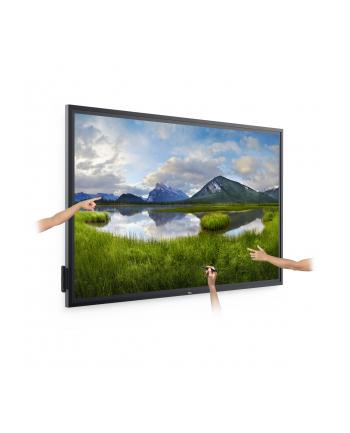 DELL C8621QT 85,6inch Interactive Touch 4K 217.4cm Black
