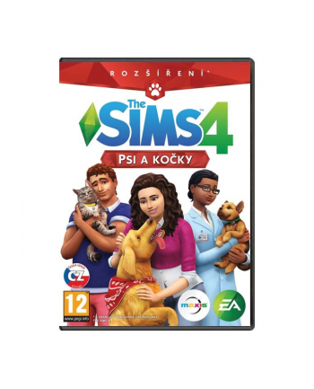 electronic arts EA THE SIMS 4 EP4 CATS & DOGS PC CZ