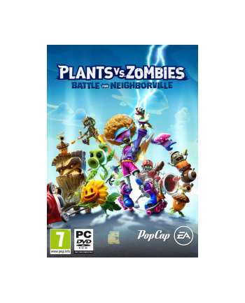 electronic arts EA PvZ:BATTLE FOR NEIGHBORVILLE PC CZ/HU