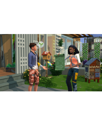electronic arts EA THE SIMS 4 EP9 ECO LIFESTYLE PC CZ