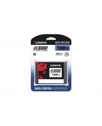 KINGSTON 7.68TB DC450R 2.5inch SATA3 SSD Entry Level Enterprise/Server
