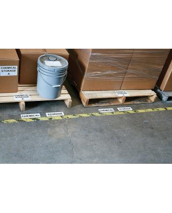 DYMO-Durable etykieta do k kreskowych 19x64mm